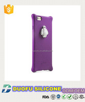 High quality hubble-bubble silicone mobile Phone Cover case