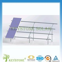 2016 Lowest pricing ground solar mounting for solar energy with C style steel,solar mounting system