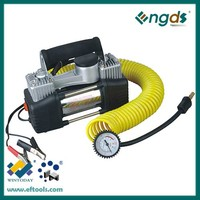 High quality hot selling protable 12V emergency car air compressor