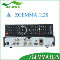 2016 Zgemma-star H.2s iptv Set top box USB2.0 Flash dvb-t sattellite receiver
