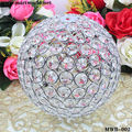 Factory price wedding crystal ball wedding decoration , home ,party ,event decoration(MWB-002)