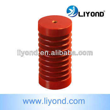 Red brown electrical epoxy cast resin insulators