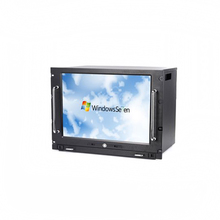 fanless waterproof mini vesa wall desk embedded mount capacitive touch industrial panel pc
