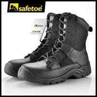 Shanghai of China the best military boots H-9438B