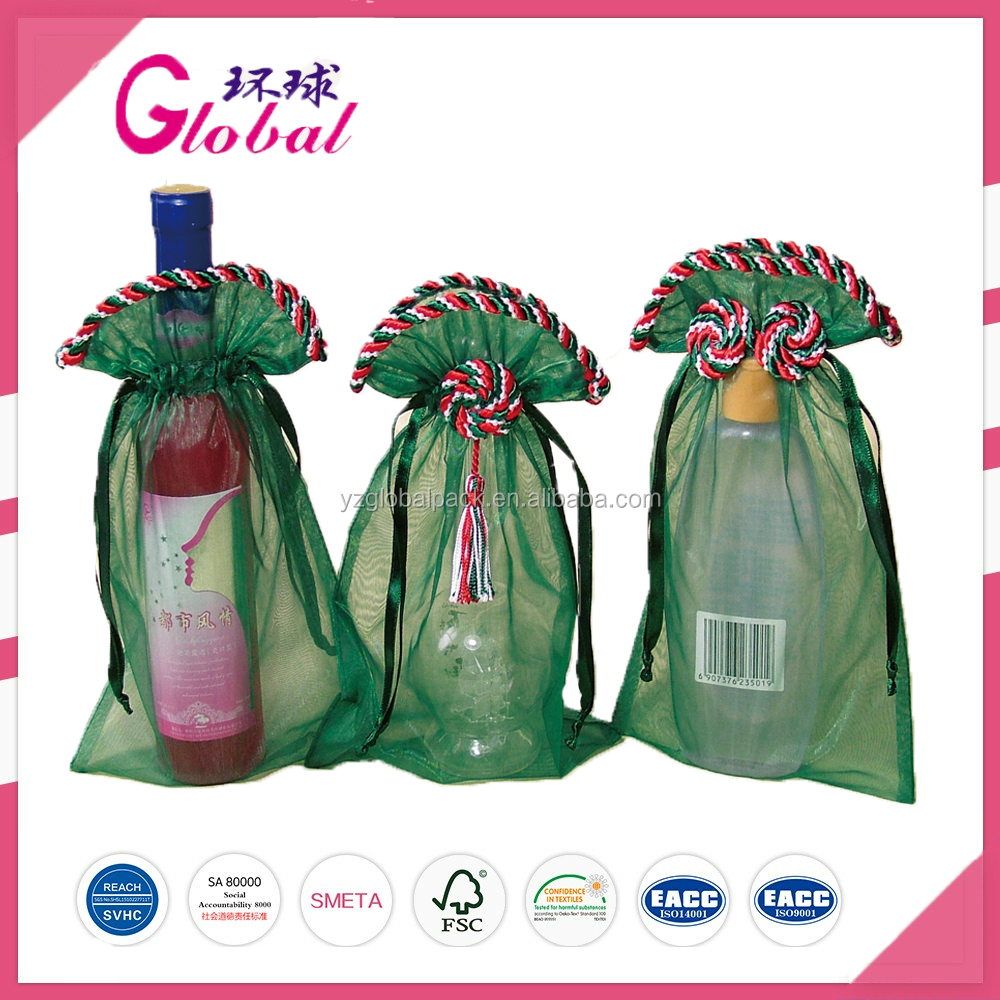 Global cheap fashion cotton gift bag with quality certificiation