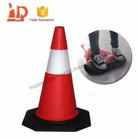 Retractable Traffic Cone With High Quality Reflective