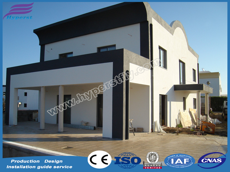 Galvanized Light Steel Structure Vacation homes modular house