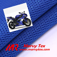 polyester sandwich mesh fabric used motorcycles for sale