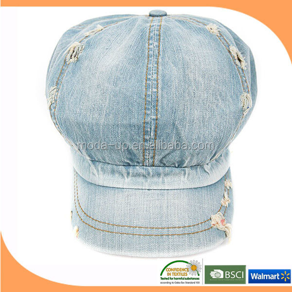 New 2014 cheap baseball cap,promotional baseball cap, jean baseball caps plain