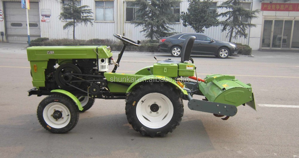 Small Mini Tractor Used For Garden Work For Sale Buy Mini Farm Tractor 4 Wheel Tractor Four