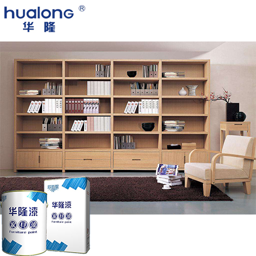 Hualong PU Subsidence Special Transparent Primer paint