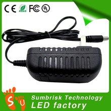 Factory wholesale 12V 2A fiber optic christmas tree power supply