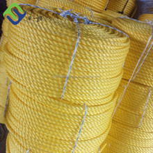 High tensile strength/PE Monofilament 3-strand Twisted rope