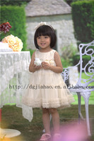 NEW ARRIVAL ! high quality beautiful dresses kids girl fashion party gowns 2014