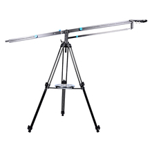 DSLR Camera Jib Crane 3m Video Camera Supports Stabilizers Telescoping Portable Travel Jib Crane Arm with carring bag