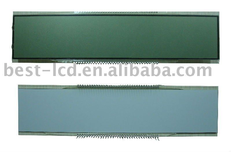 6 digits LCD for Fuel Dispenser LCD panel