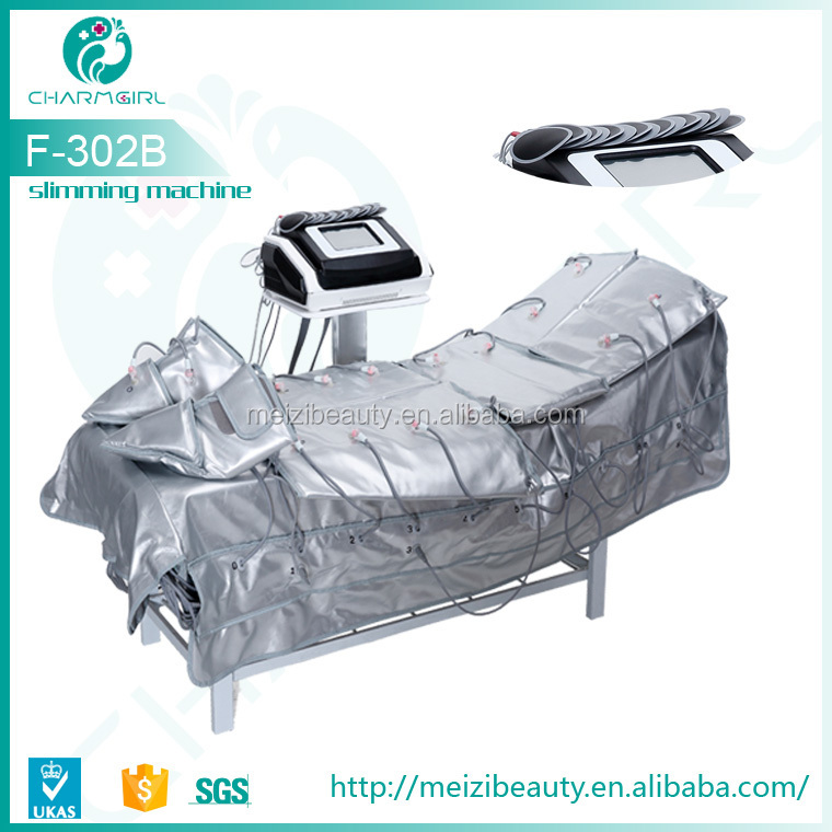 EMS muscle stimulator / far infrared sauna blanket / pressotherapy machine for sale