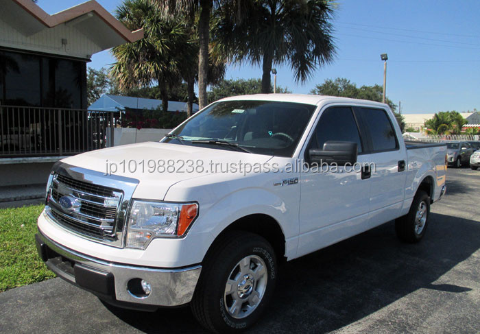 B/NEW PICKUP - FORD F150 XL - FLOOD (LHD 819462)