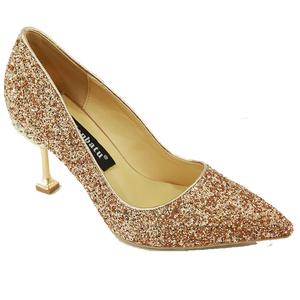 Fashion Pointed Toe Women Ladies Dress Shoes