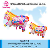China inflatable advertising balloon helium animal