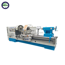 CW series heavy duty metal lathe forming machine universal horizontal lathe machine