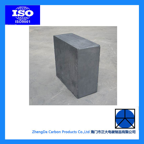 high quality carbon block for carbon brush China supplier