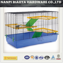 China the cheapest cage rabbit cage in factory price, industrial stainless steel rabbit cages