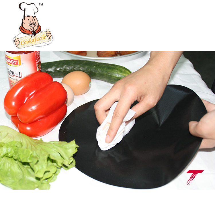 Recommend Product LFGB Approved bbq grill or as oven baking pan liners