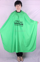 small orders accepted salon wear cape,TAFFETA fabric