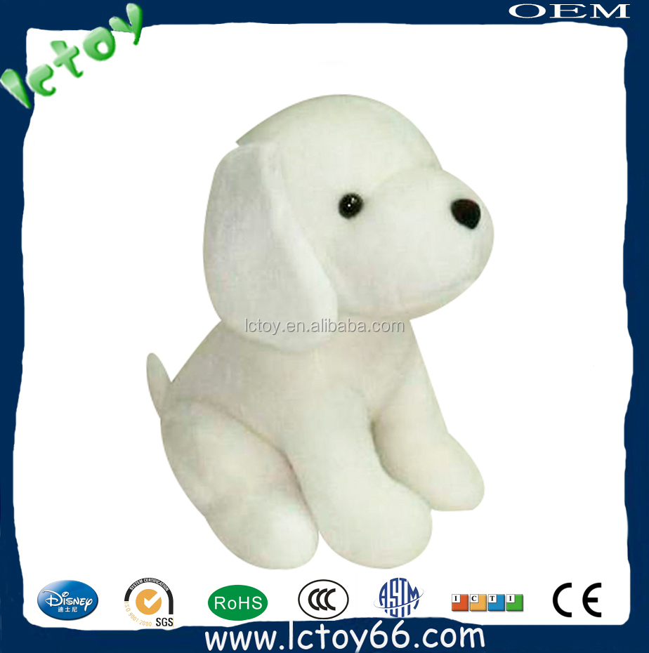 custom soft plush stuffed dog toy shenzhen toys