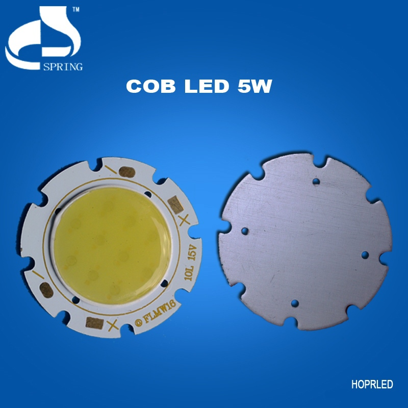 Surface Mount Package Type chip on board cob led 5w1417v