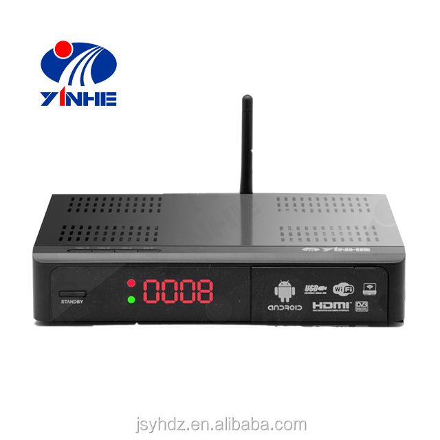 HD DVB-S2 satellite TV receiver support Tongfang CA