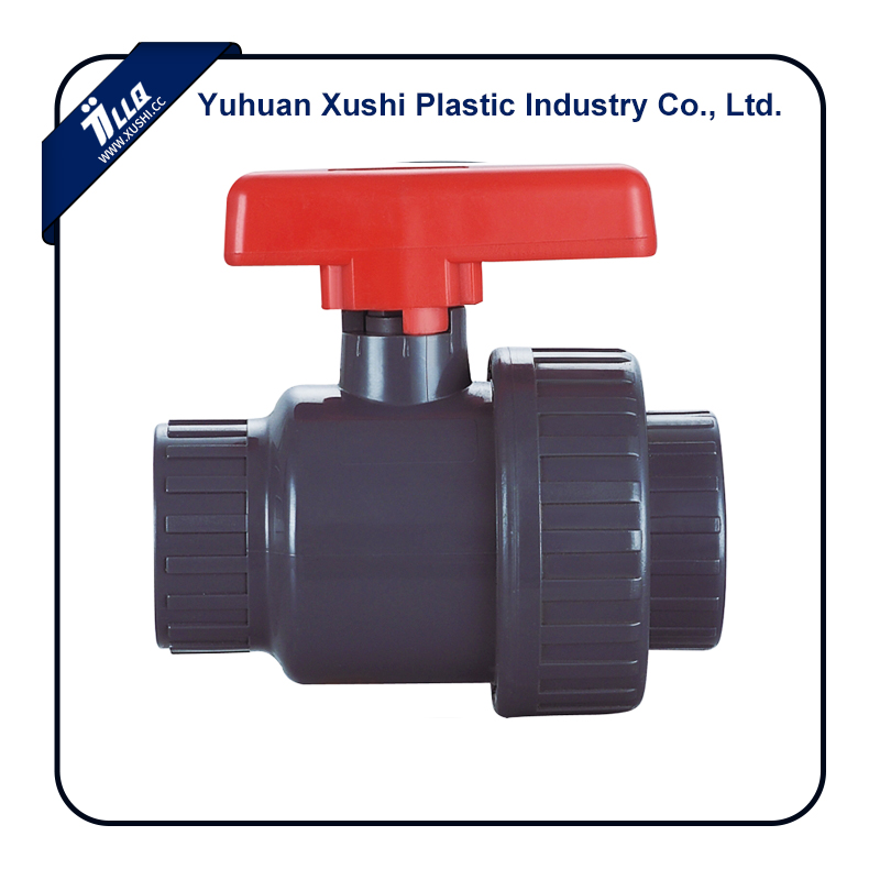 plastic italia design france spain morocco portugal south africa olive valve orchard valve PVC single union ball valve