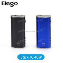 iStick 40W TC BOX mod Huge Vapor istick TC 40w Mod 2200mah build-in battery Istick 40w