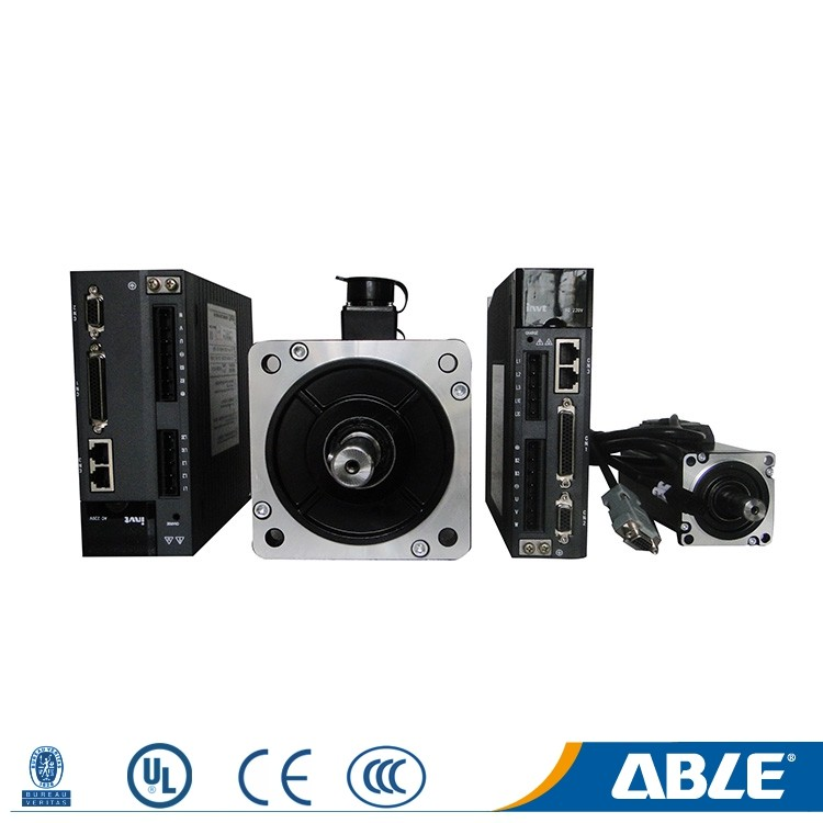 ABLE china ac single phase 1.5kw servo motor