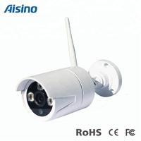 Outdoor Wifi Hd 720p Wireless Security Camera 1mp Ip Camera P2p Plug And Play Network bullet