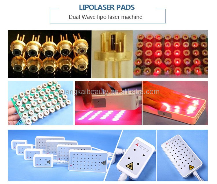 336pcs lamps 650nm/980nm lipo laser machine /lipolaser /lipo laser machine