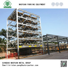 made in china liti-sliding parking equipment used for sale, vehicle auto garage