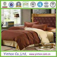 4 Pcs/Set Fashion Color Matching Bedding Bed Sheet Duvet Cover Pillowcase Winter Cotton Bed Set Comforter Bedding Sets