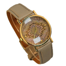 Wholesale high quality quartz watch, custom leather watch, unisex vogue watch