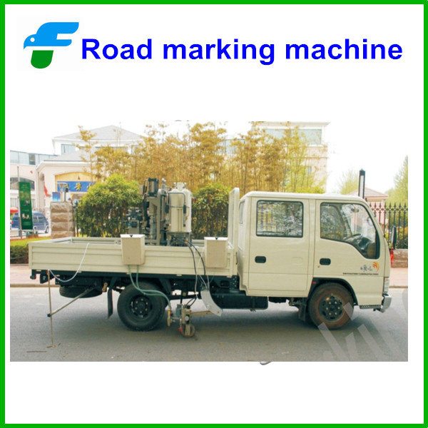 Road Marking Truck For Sale
