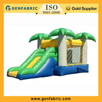inflatable combo with slide