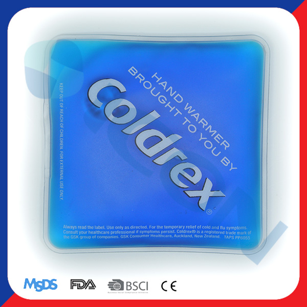 Square Shaped Gel Cold Pack