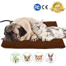 [New Arrivals] Heat Mat Pet Pet Heater Mat New Style Reptile Heating Pad With Pvc Material Pet Dog Beds
