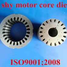 Full machine mold base for ejector plate, lamination core die