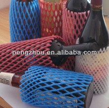Colorful Fruit Foam Net Protect Bottle