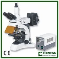N-800F Laboratory Biological Fluorescent Microscope(high resolution fluorescent objectives/with advanced lamp housing)