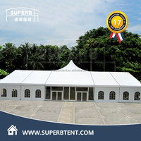Cheap canopy party large size wedding tents for sale