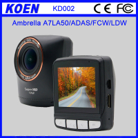 Ambrella 2.4'' LCD Car DVR User Manual FHD 1080P Car Camera DVR Video Recorder