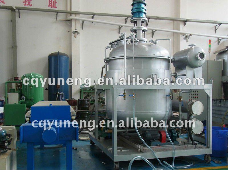 Olio motore impianto di raffinazione usato olio vegetale for Refining used motor oil